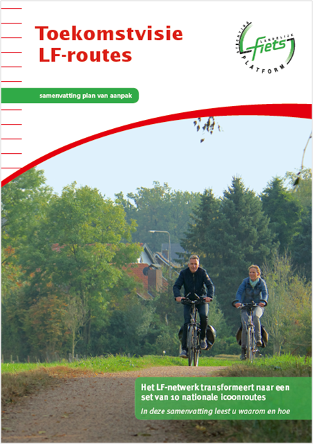 cover Samenvatting Toekomstvisie LF-routes